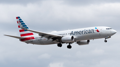 A picture of N936NN - Boeing 737823 - American Airlines - © Evan Dougherty