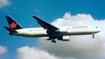 C-FTCA - Boeing 767-375(ER) - Canadian Airlines International