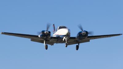 LV-HVG - Beechcraft G58 Baron - Private