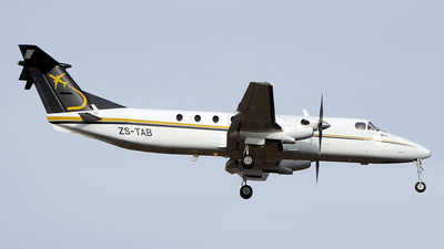ZS-TAB - Beech 1900C - Private