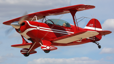 VH-XBK - Pitts S-2A Special - Private
