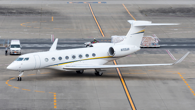 N155AN - Gulfstream G650 - Private