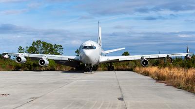 N624RH - Boeing 707-338C - Omega Air