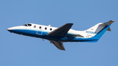 N258AF - Nextant 400XTi - Private