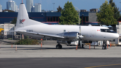 C-GKFG - Convair CV-580 - Kelowna Flightcraft Air Charter