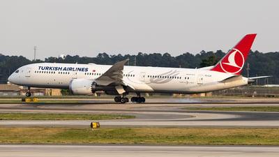TC-LLM - Boeing 787-9 Dreamliner - Turkish Airlines