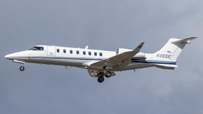 N355K - Bombardier Learjet 45 - Private