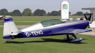 G-TENG - Extra EA 300L - 10G Aerobatics