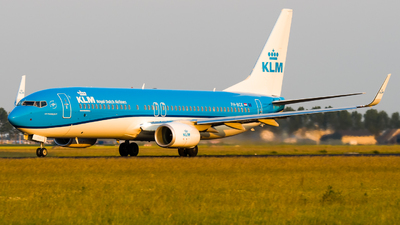 PH-BCK - Boeing 737-8K2 - KLM Royal Dutch Airlines