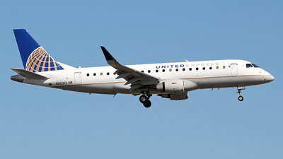 N86312 - Embraer 170-200LR - United Express (Mesa Airlines)