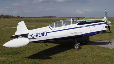 G-BEWO - Zlin Z-326 Trener Master - Private