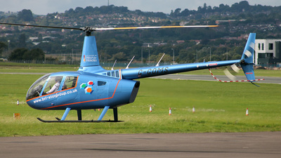 G-GOMS - Robinson R66 Turbine - Private