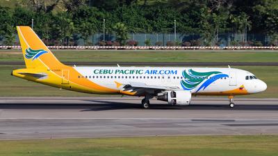 RP-C3265 - Airbus A320-214 - Cebu Pacific Air