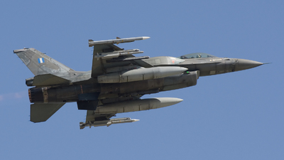 507 - Lockheed Martin F-16C Fighting Falcon - Greece - Air Force