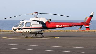 F-OICH - Aérospatiale AS 350B2 Ecureuil - Corail Hélicoptères