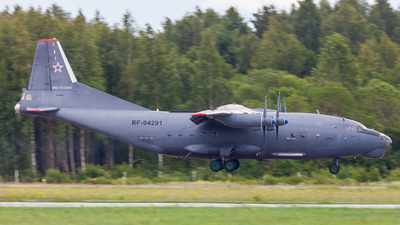 RF-94291 - Antonov An-12BK - Russia - Air Force