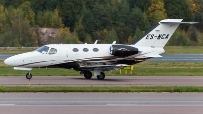 ES-MCA - Cessna 510 Citation Mustang - Private
