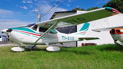 TI-AVO - Cessna 182P Skylane - Costa Rica - General Directorate of Civil Aviation (DGAC)