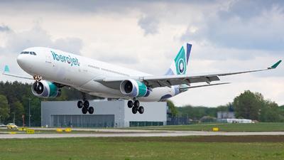 EC-MII - Airbus A330-343 - Iberojet