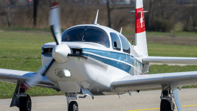 A picture of HBDHA - Mooney M20K - [251155] - © Pascal Ackermann