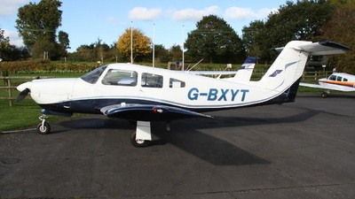 G-BXYT - Piper PA-28RT-201 Arrow IV - Private