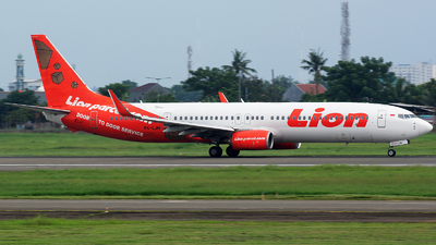 PK-LJH - Boeing 737-9GPER - Lion Air