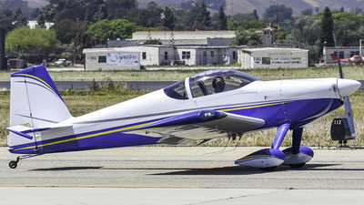 N374BD - Vans RV-7 - Private