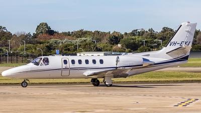 A picture of VHEYJ - Cessna 550 Citation Bravo - [5501051] - © TreyJPearson