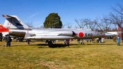 36-8540 - Lockheed F-104J Starfighter - Japan - Air Self Defence Force (JASDF)