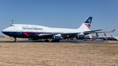 A picture of GBNLY - Boeing 747436 - British Airways - © Airlinergeek