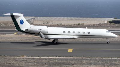 A picture of LVIRQ - Gulfstream V - [699] - © Manuel EstevezR