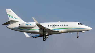 PT-TRJ - Dassault Falcon 2000EX - Private