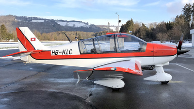 HB-KLC - Robin DR400/180R Remorqueur - Segelfluggruppe Glarnerland