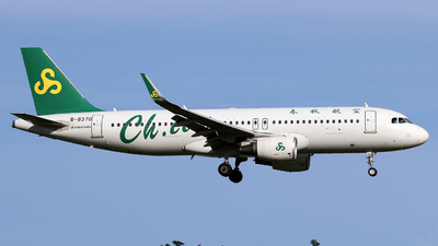 B-8370 - Airbus A320-214 - Spring Airlines
