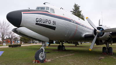 T.4-10 - Douglas C-54A Skymaster - Spain - Air Force