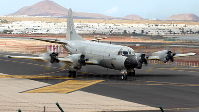 P.3-08 - Lockheed P-3B Orion - Spain - Air Force