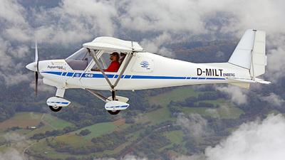 D-MILT - Ikarus C 42 - Private