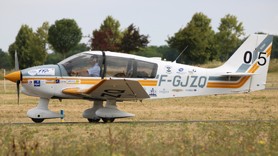 F-GJZQ - Robin DR400/140B Major - Private