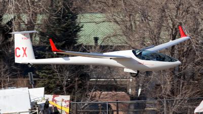 N136CX - DG Flugzeugbau DG-800 B - Private