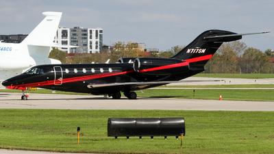 N717SM - Cessna 750 Citation X - Private