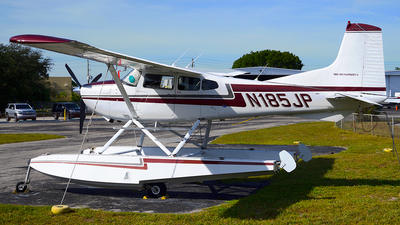 N185JP - Cessna A185F Skywagon - Private