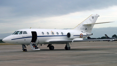 182 - Dassault Falcon 20C - France - Air Force