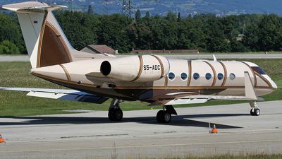 S5-ADC - Gulfstream G450 - G5 Executive