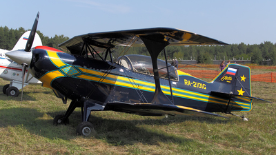 RA-2101G - Pitts S-2C Special - Private