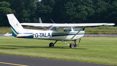G-TALA - Cessna 152 II - Tatenhill Aviation Limited