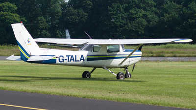A picture of GTALA - Cessna 152 - [15285134] - © Paul Stam