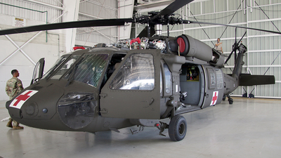 83-23867 - Sikorsky UH-60A Blackhawk - United States - US Army