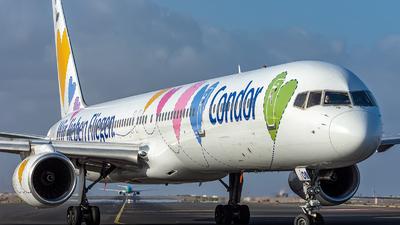 D-ABON - Boeing 757-330 - Condor