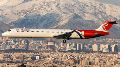 EP-TAM - McDonnell Douglas MD-83 - ATA Airlines [Iran]
