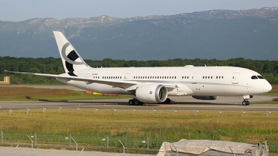 N28MS - Boeing 787-8 Dreamliner - Private